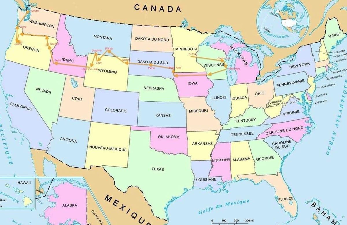 L'intérêt de partir en séjour linguistique USA selon sejour-linguistique-usa.net