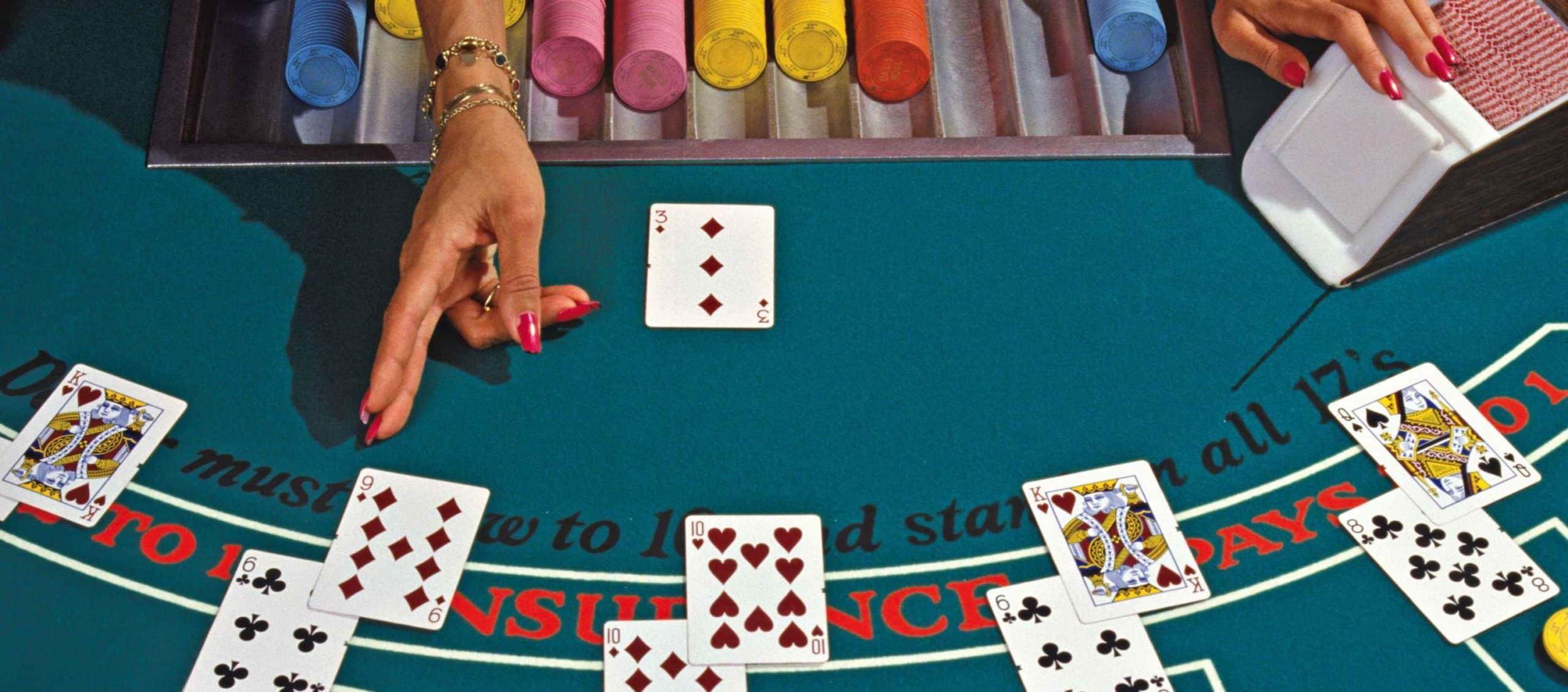 Blackjack, beaucoup d'amusement dans ce jeu de cartes